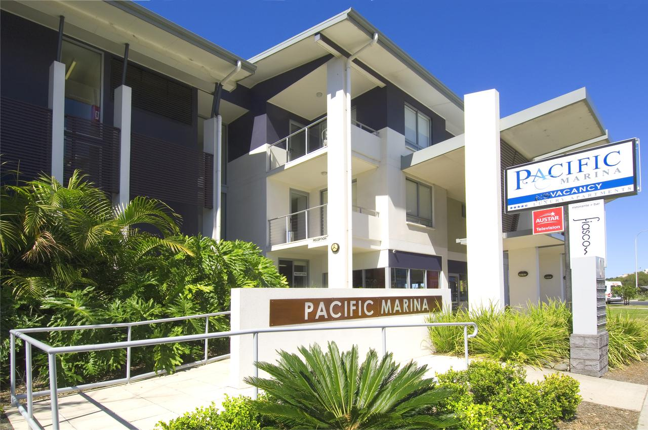 Pacific Marina Apartments - Accommodation Search