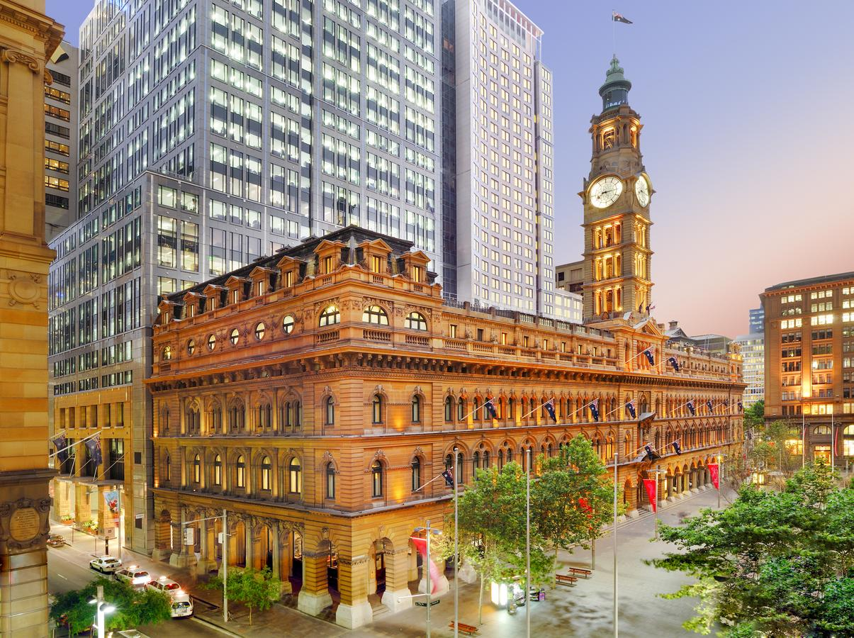 The Fullerton Hotel Sydney - Accommodation Search