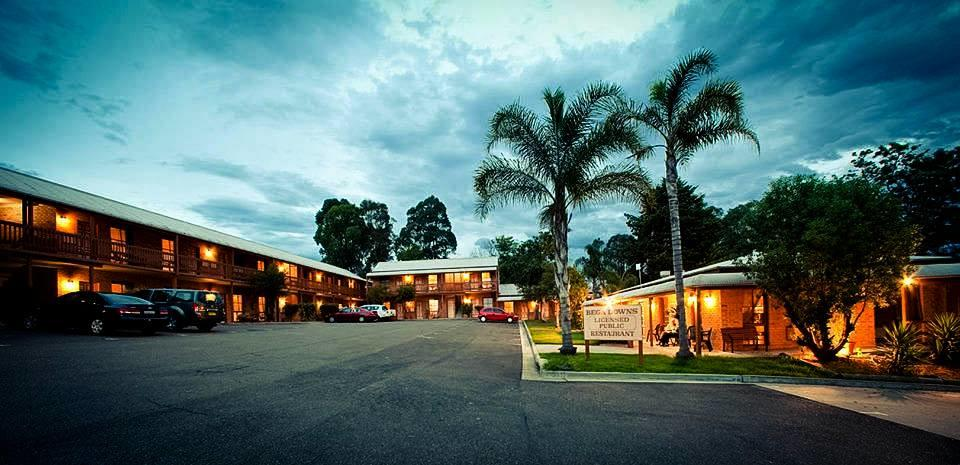 Bega Downs Motor Inn - Accommodation Search