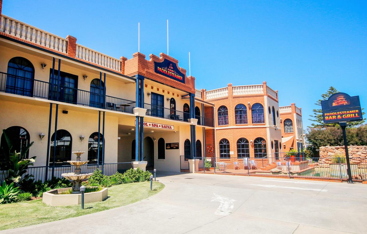 Albury Paddlesteamer Motel - Accommodation Search