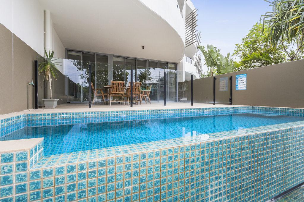 COTTON BEACH 8 ESCAPE WITH PRIVATE PLUNGE POOL - Accommodation Search