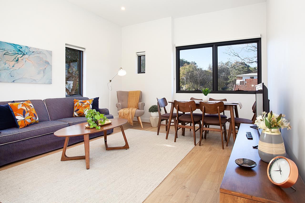 Stylish Apartment With Garage Near Bondi Beach - Accommodation Search