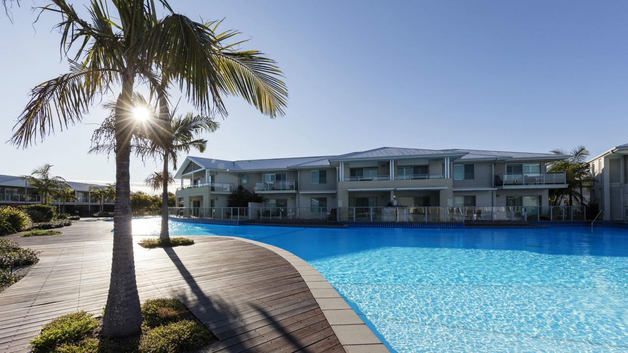 Oaks Pacific Blue Resort - Accommodation Search