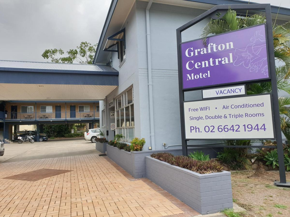 Grafton Central Motel - Accommodation Search