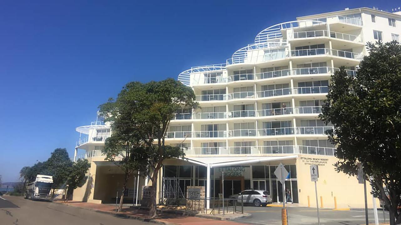 Ettalong Beach Premium Waterview Apartments - Accommodation Search