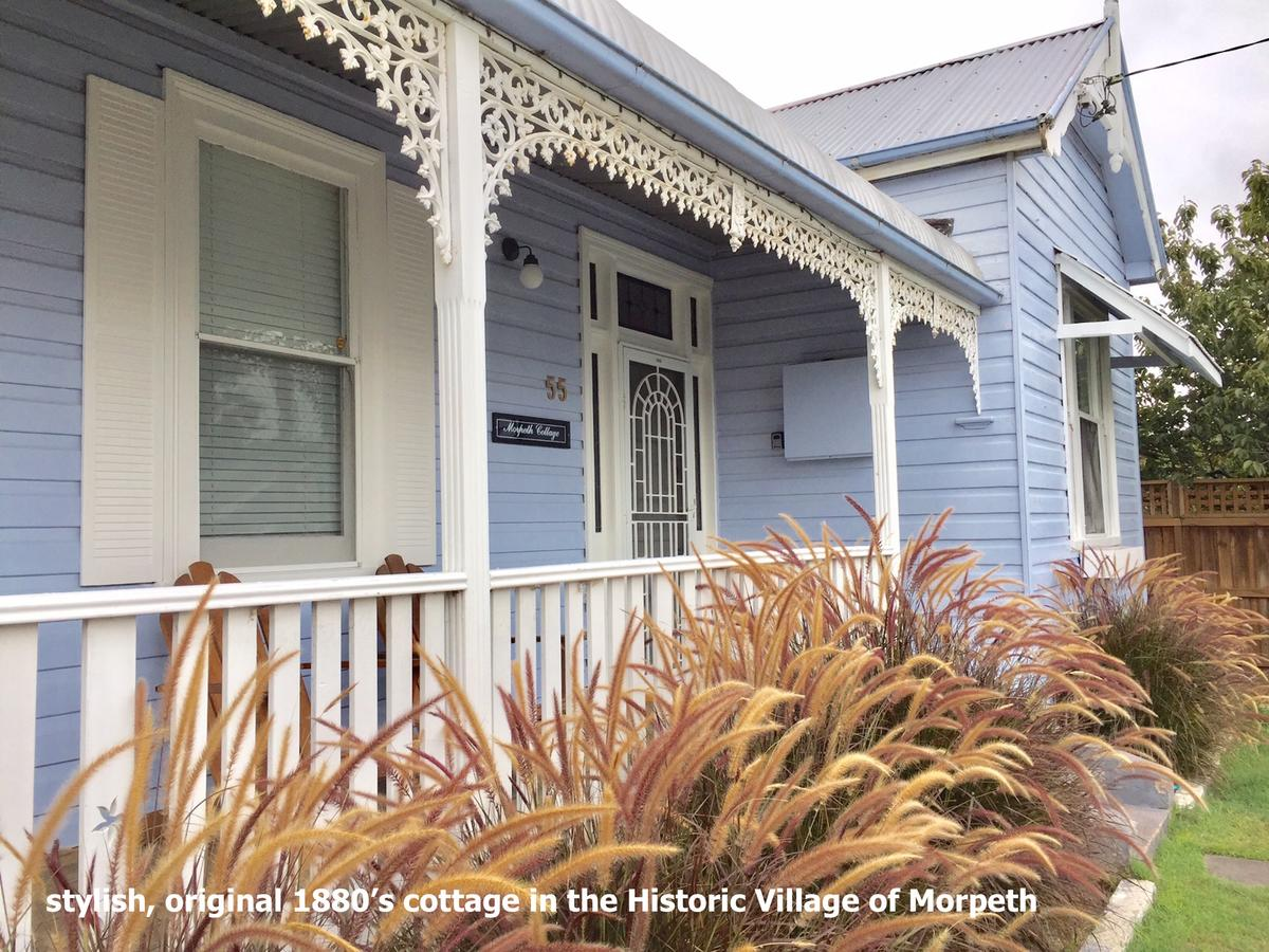 Morpeth Cottage - Accommodation Search