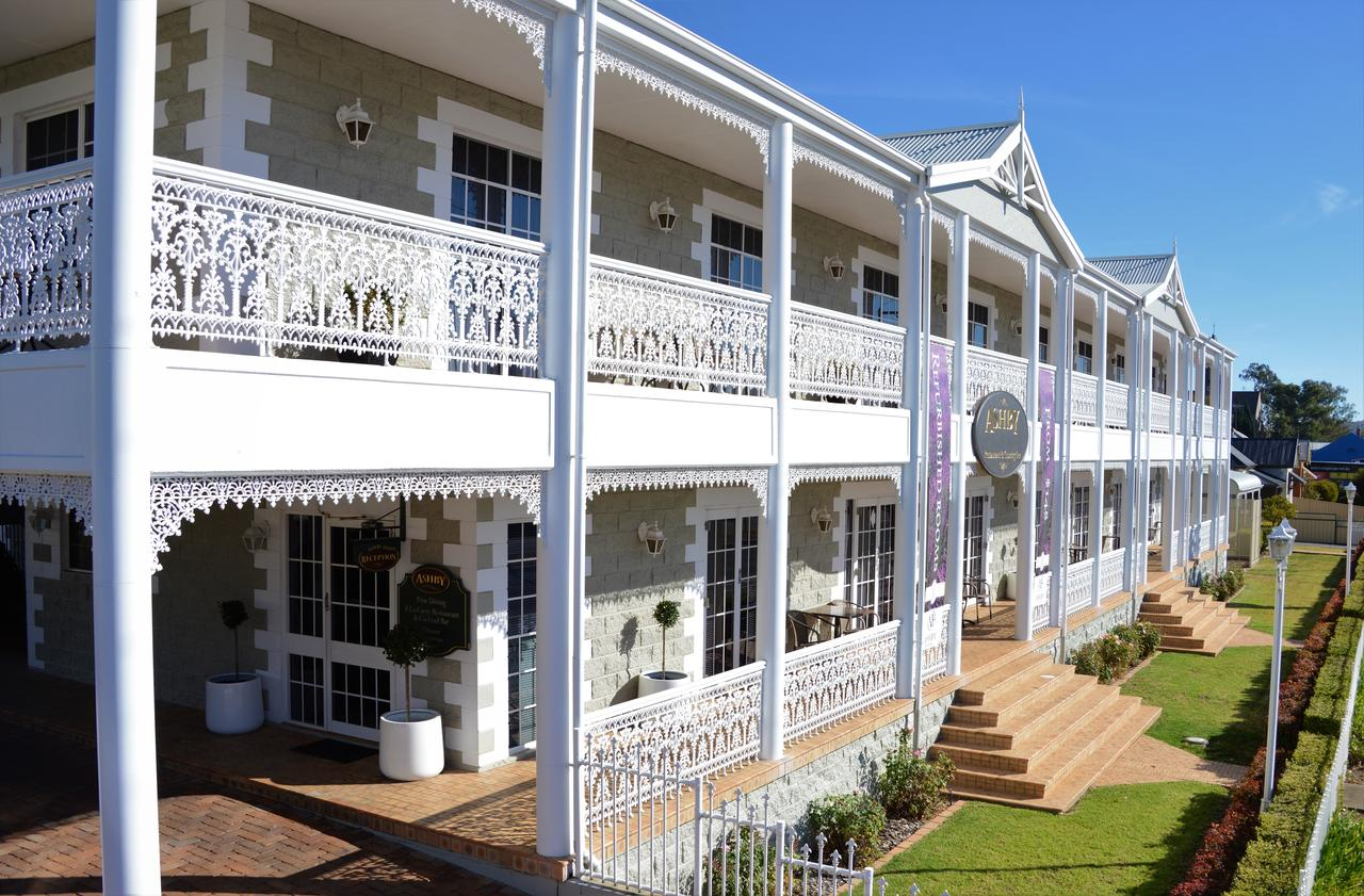 Ashby House Motor Inn - Accommodation Search