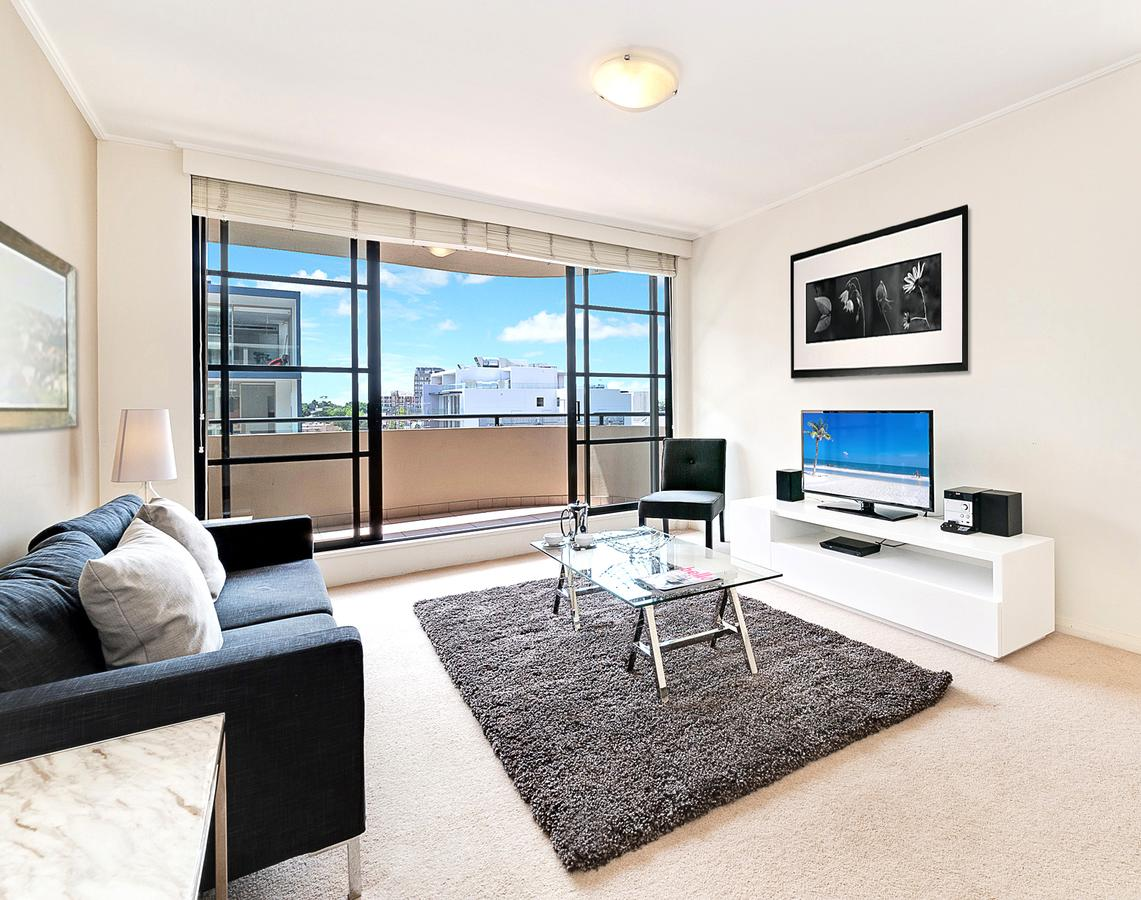 Wyndel Apartments - Apex North Sydney - Accommodation Search
