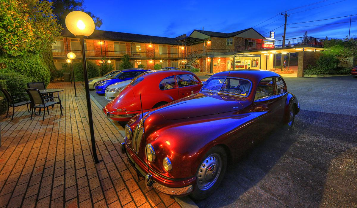 Cooma Motor Lodge Motel - Accommodation Search