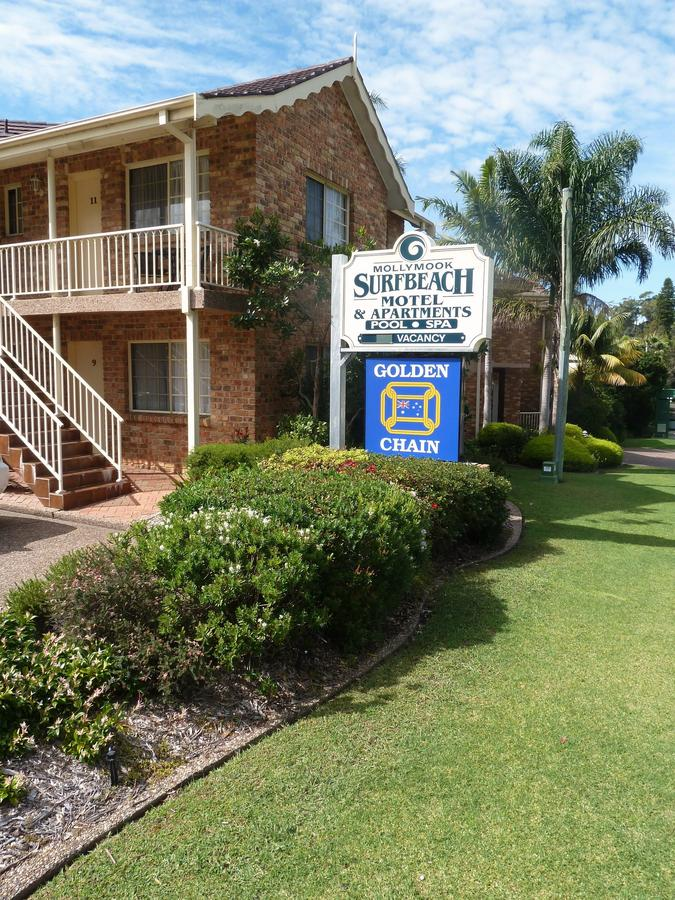 Mollymook Surfbeach Motel  Apartments - Accommodation Search