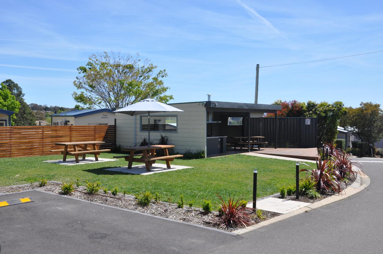 Crestview Tourist Park - Accommodation Search