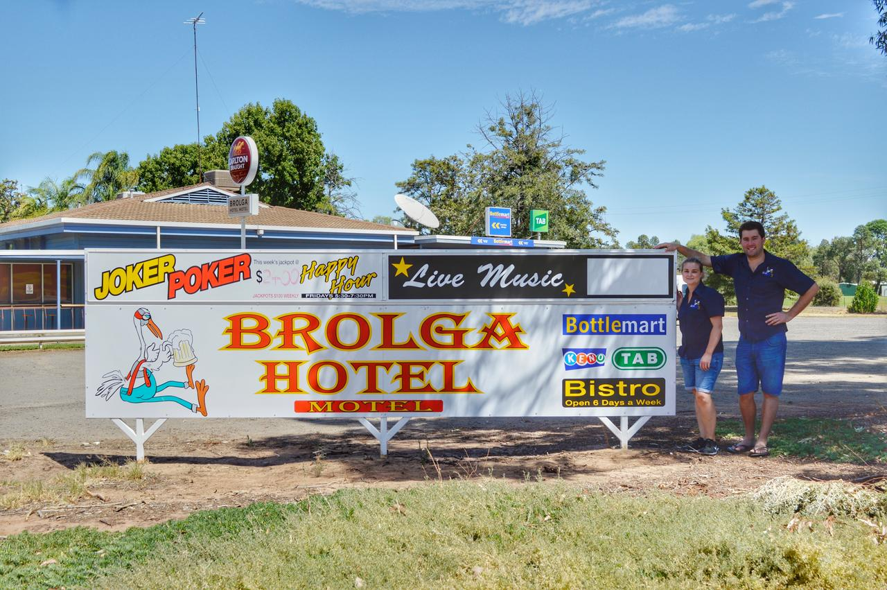 Brolga Hotel Motel - Coleambally - Accommodation Search