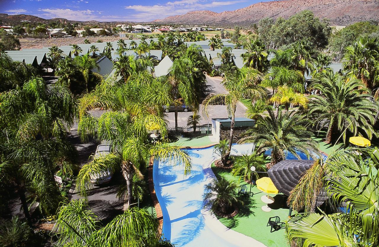 Desert Palms Alice Springs - Accommodation Search