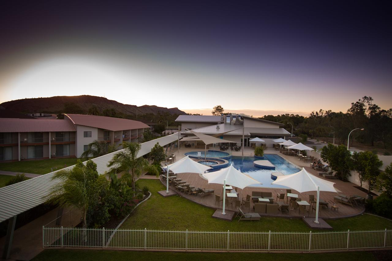 Crowne Plaza Alice Springs Lasseters - Accommodation Search