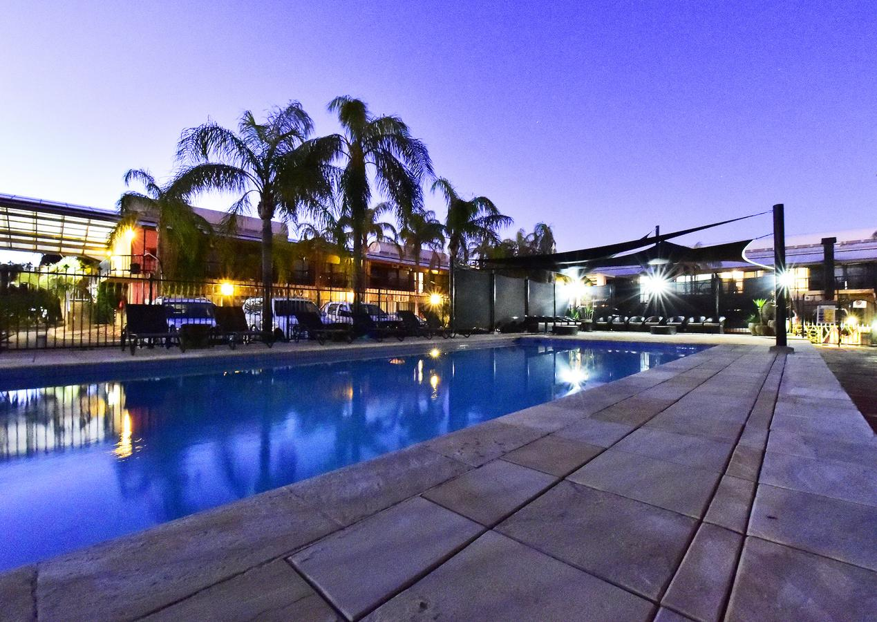 Diplomat Motel Alice Springs - Accommodation Search