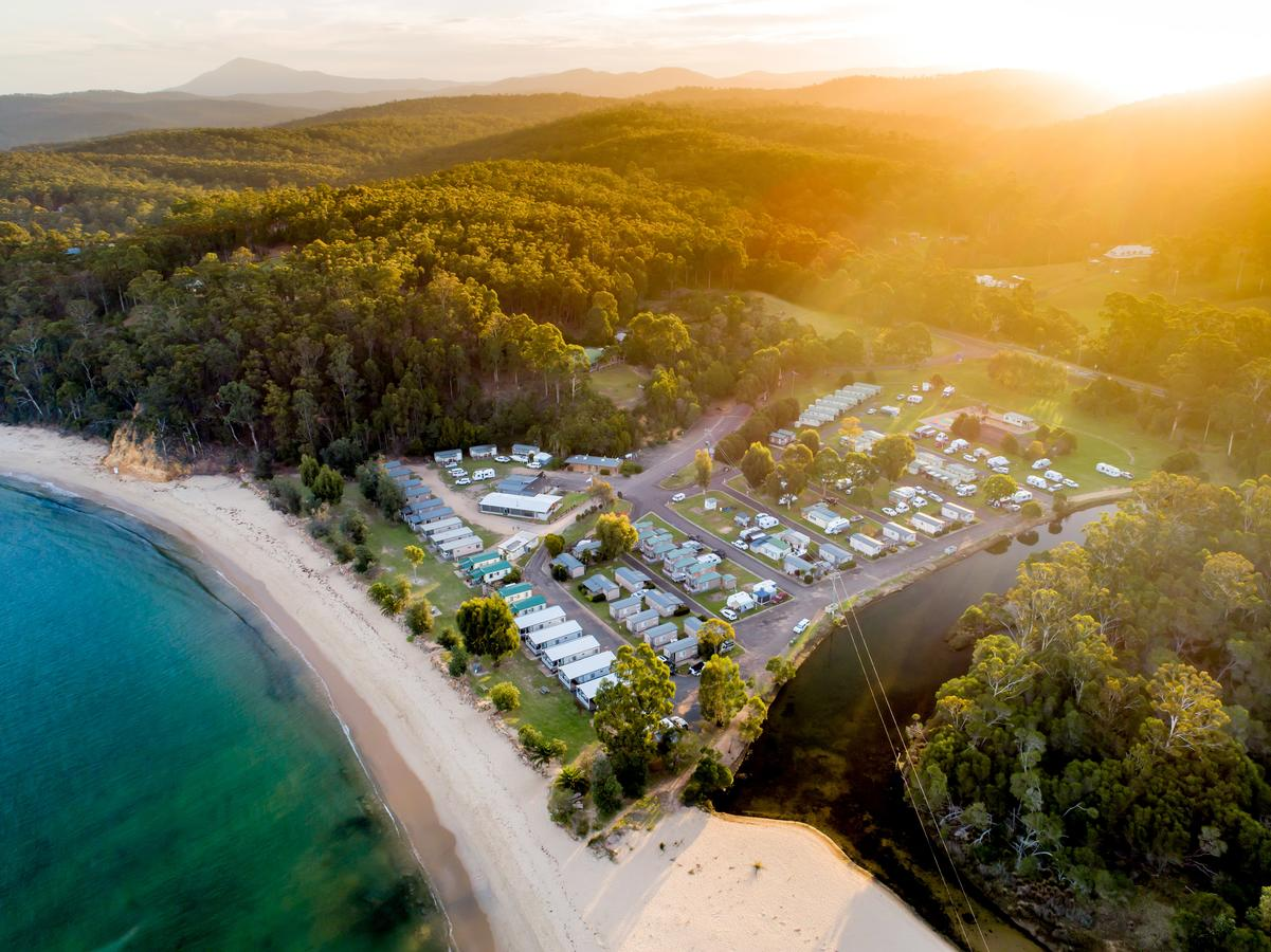 BIG4 Eden Beachfront Holiday Park - Accommodation Search