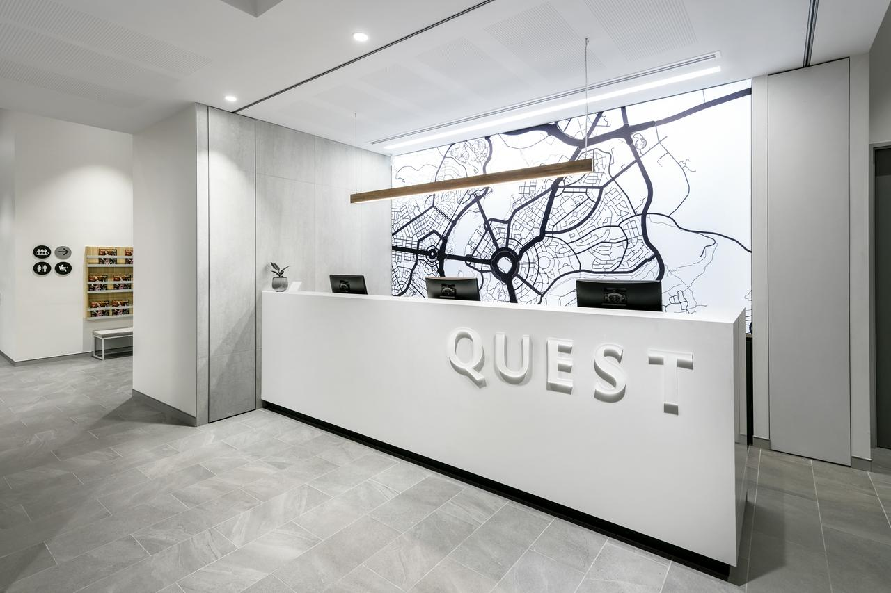 Quest Canberra City Walk - Accommodation Search