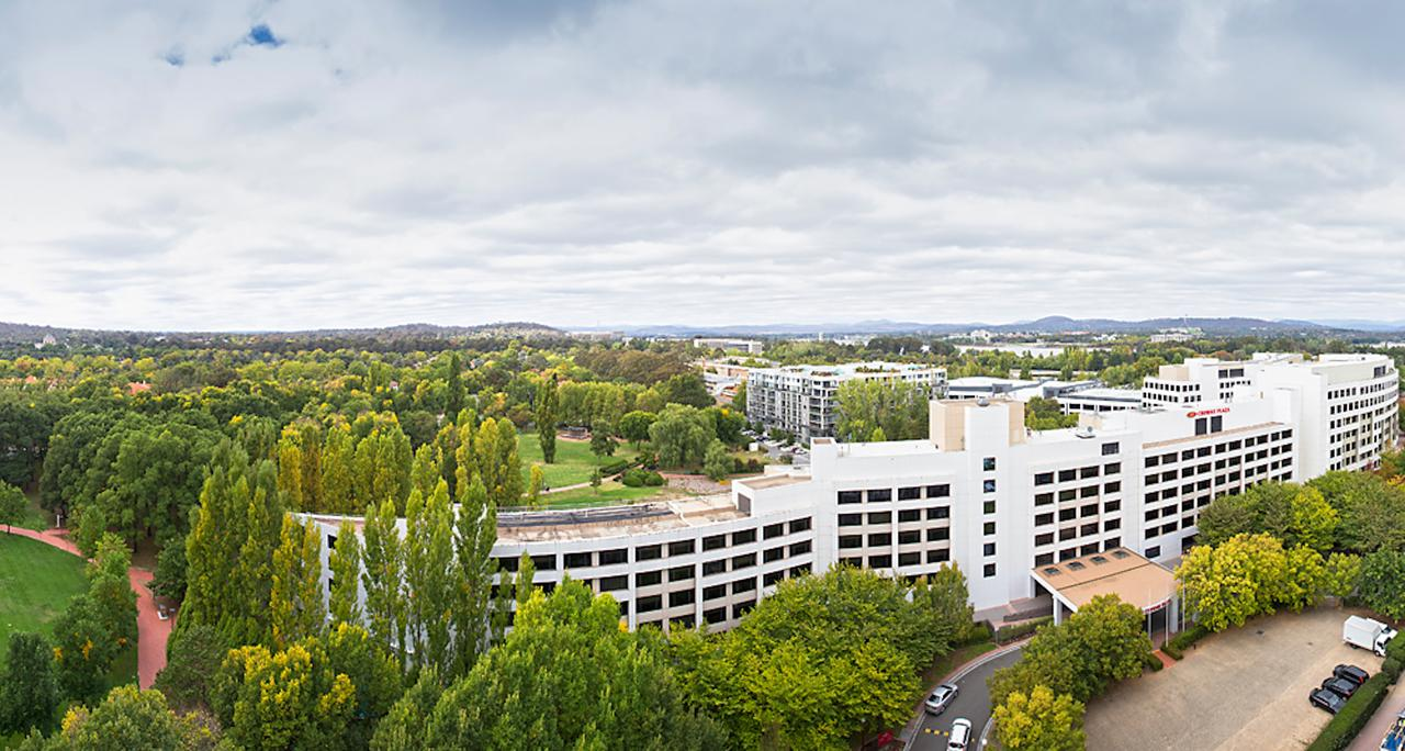 Crowne Plaza Canberra - Accommodation Search