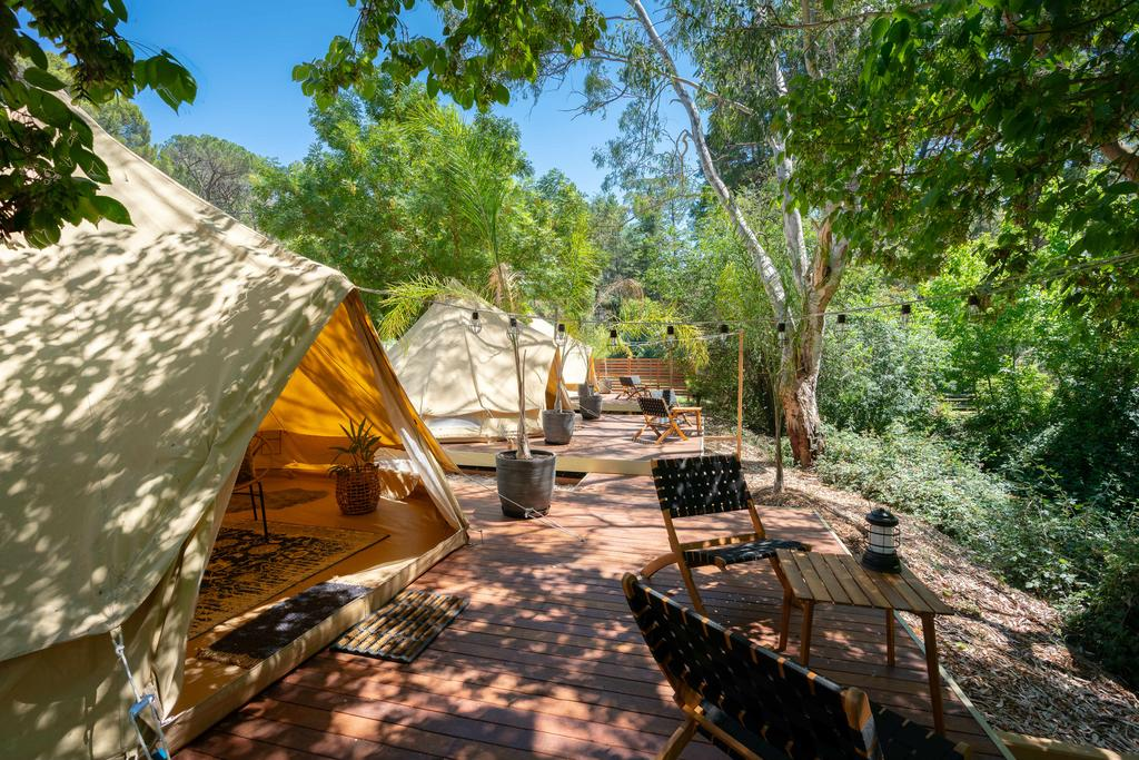 Castlemaine Gardens Luxury Glamping - Accommodation Search