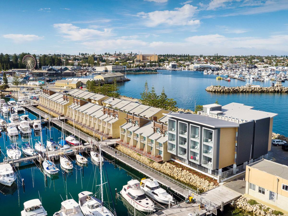Be. Fremantle - Accommodation Search