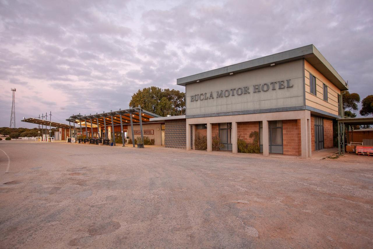 EUCLA MOTOR HOTEL - Accommodation Search