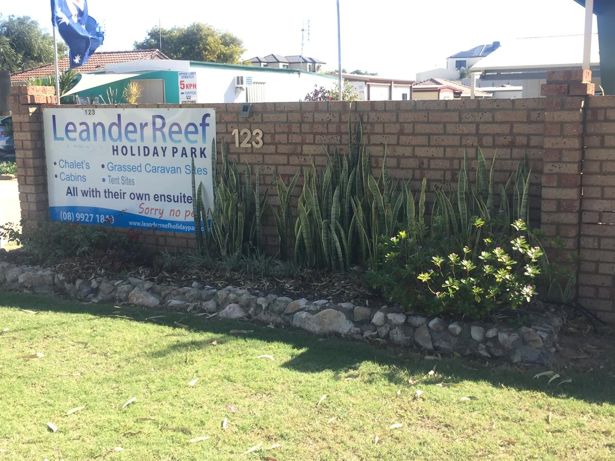 Leander Reef Holiday Park - Accommodation Search