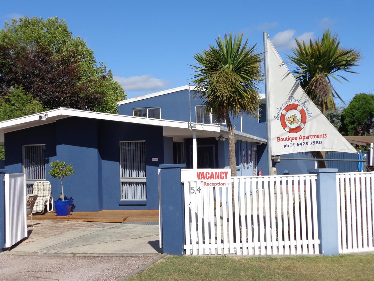 Sails on Port Sorell Boutique Apartments - Accommodation Search