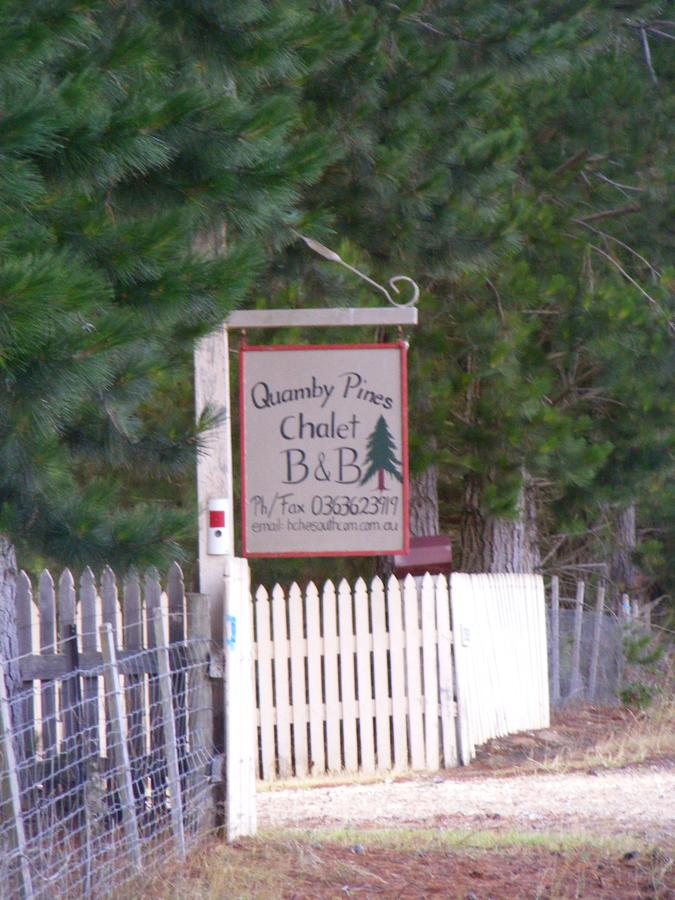 Quamby Pines Chalet - Accommodation Search