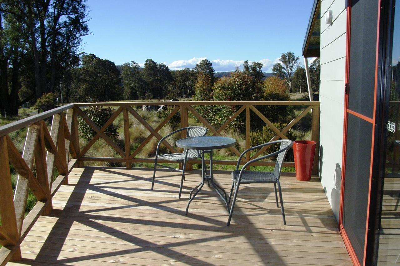 Highland Cabins and Cottages at Bronte Park - Accommodation Search