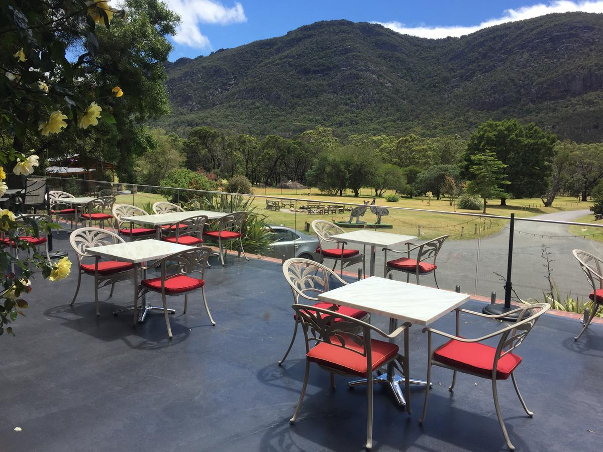 The Grampians Motel and The Views Bar  Restaurant - Accommodation Search