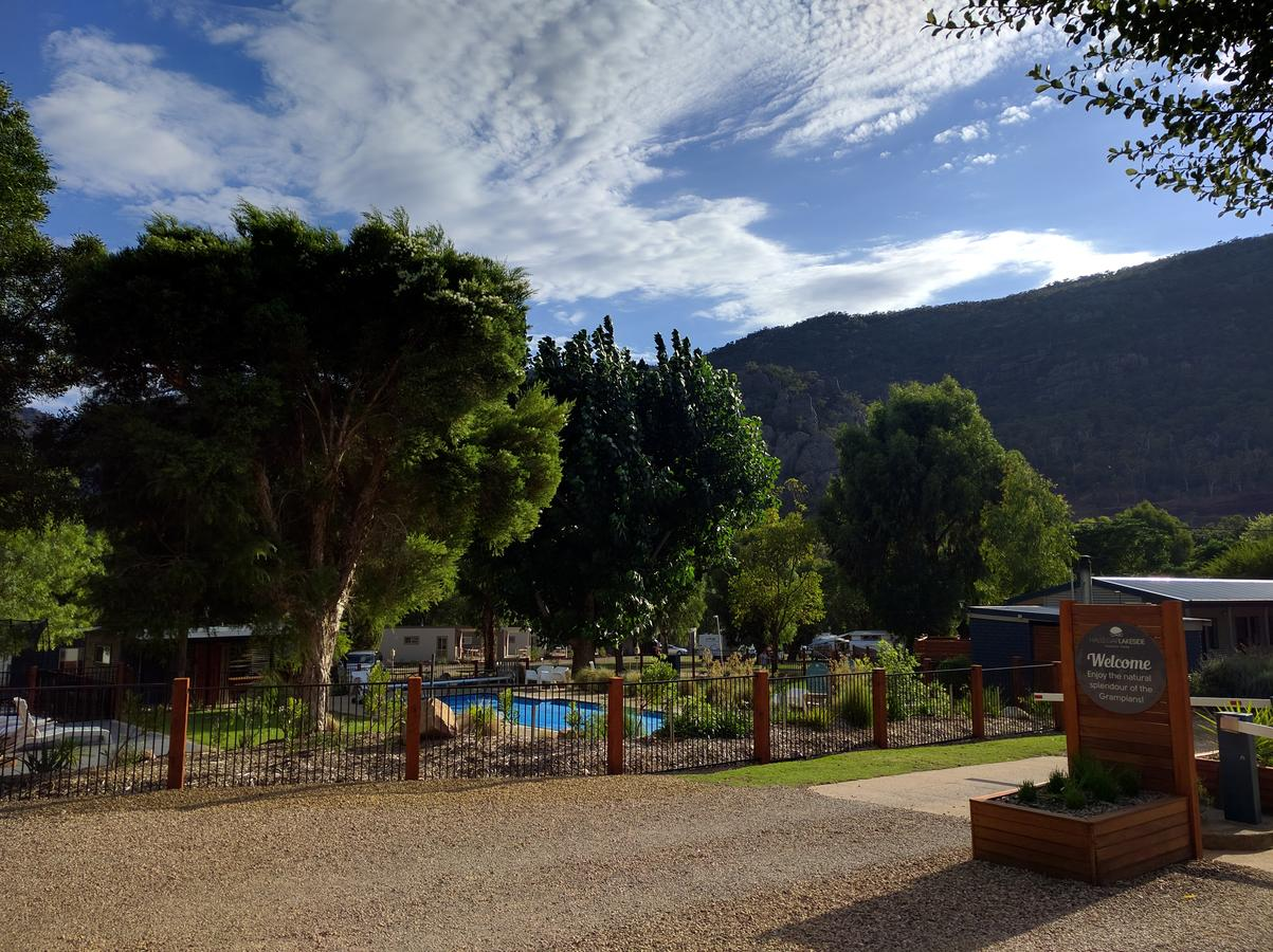 Halls Gap Lakeside Tourist Park - Accommodation Search