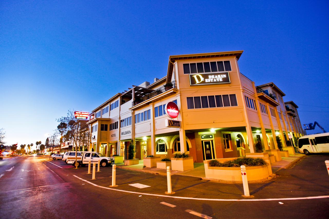 Mercure Hotel Mildura - Accommodation Search