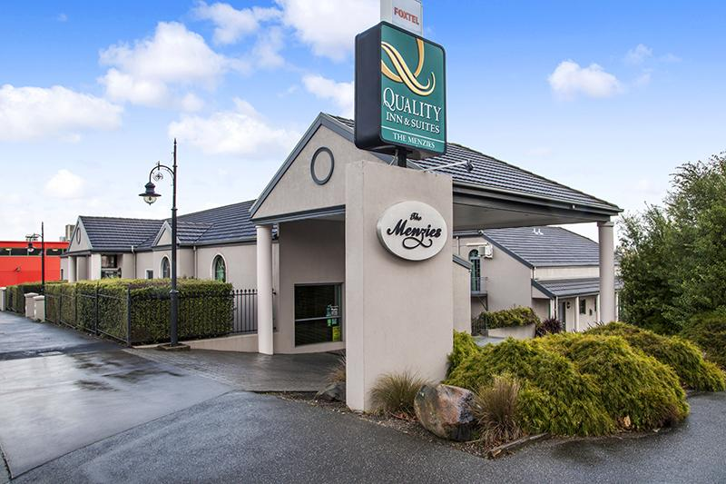 Quality Inn  Suites The Menzies - Accommodation Search