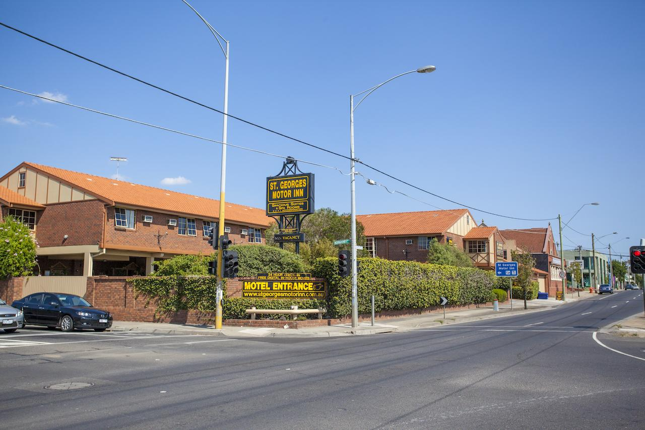 St Georges Motor Inn - Accommodation Search