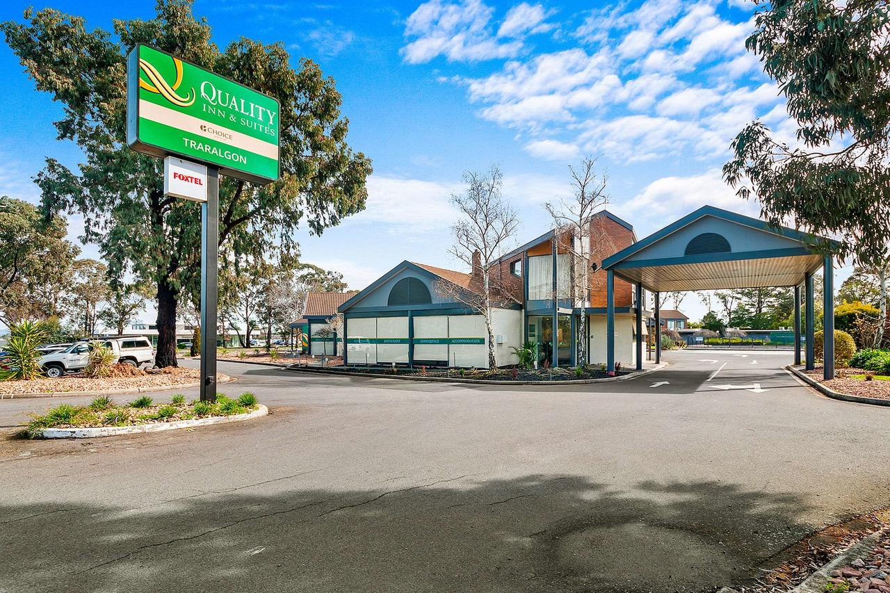Quality Inn  Suites Traralgon - Accommodation Search