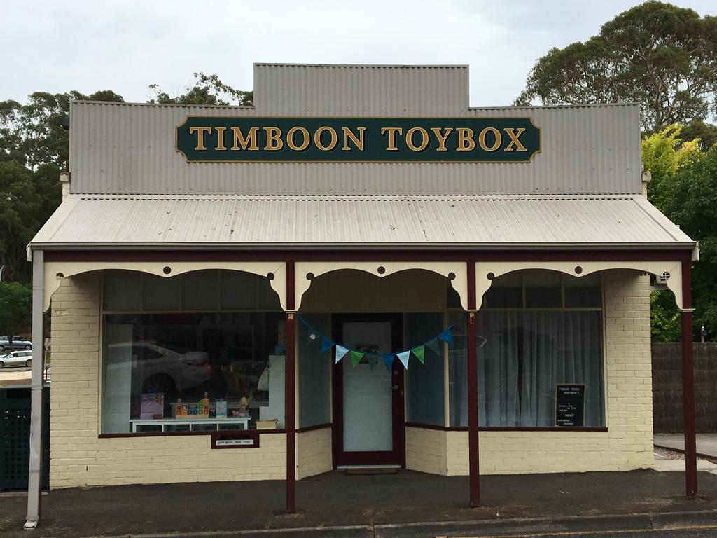 Timboon Toybox Apartments - Accommodation Search