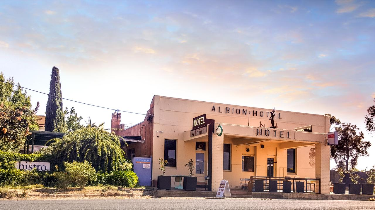 Albion Hotel and Motel Castlemaine - Accommodation Search