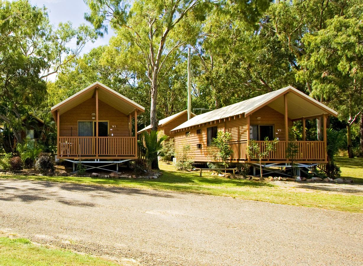 Captain Cook Holiday Village 1770 - Accommodation Search