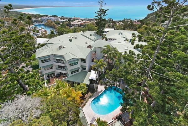 The Lookout Resort Noosa - Accommodation Search