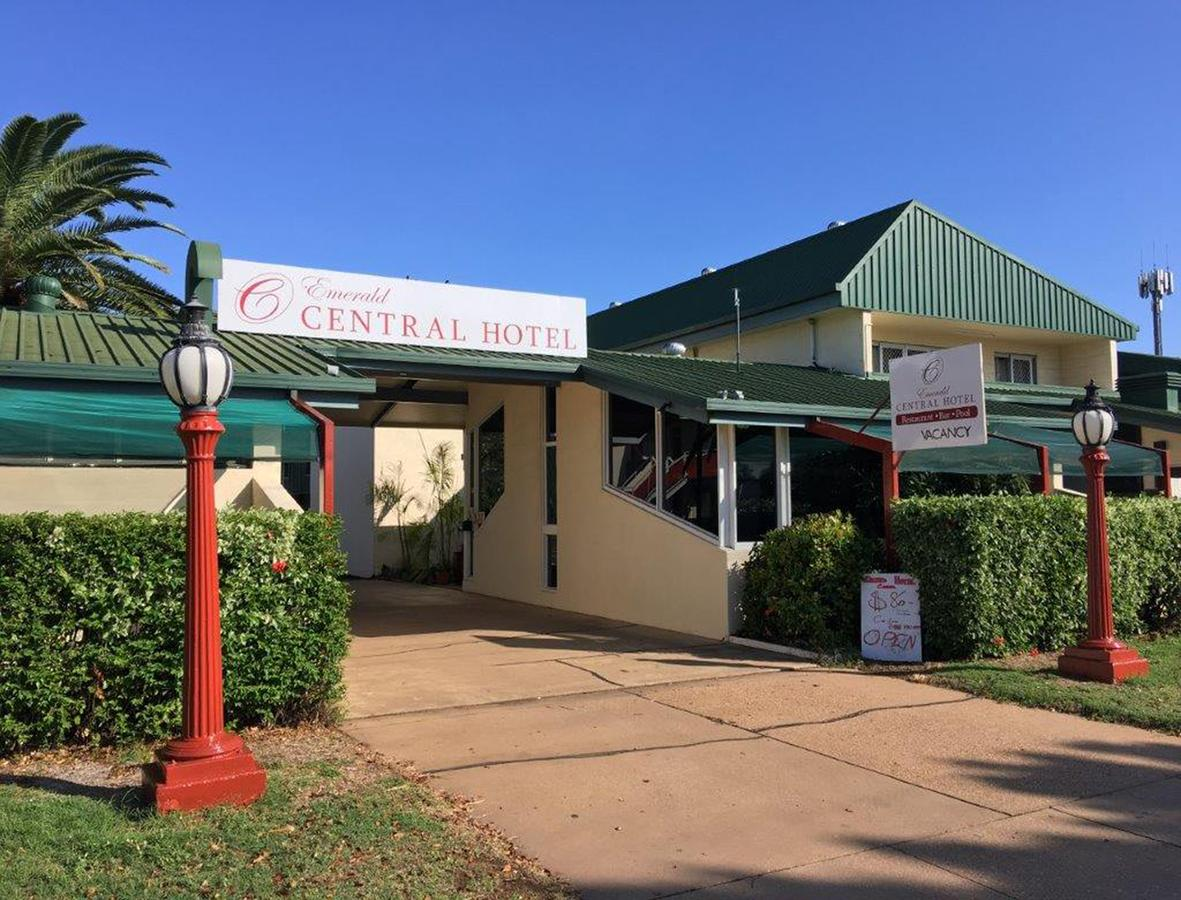 Emerald Central Hotel - Accommodation Search