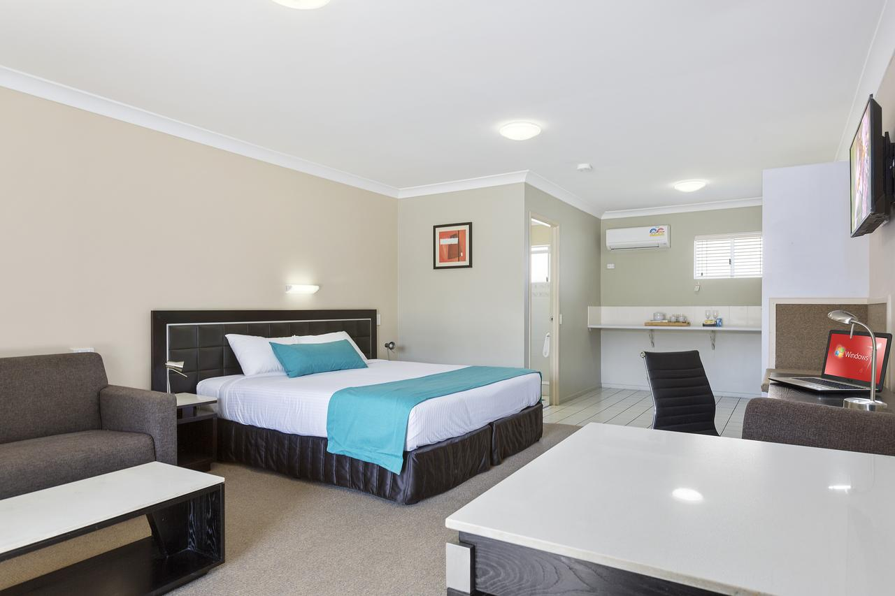 Comfort Inn North Brisbane - Accommodation Search