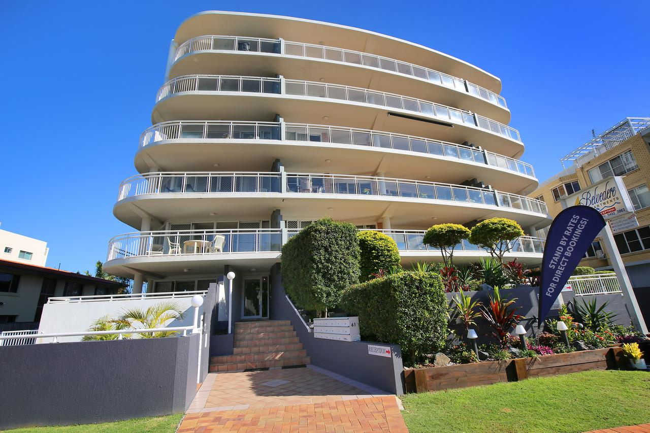 Belvedere Apartments - Accommodation Search