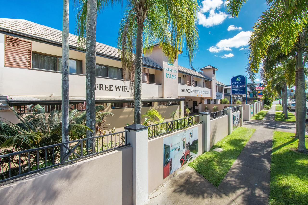 Cairns City Palms - Accommodation Search
