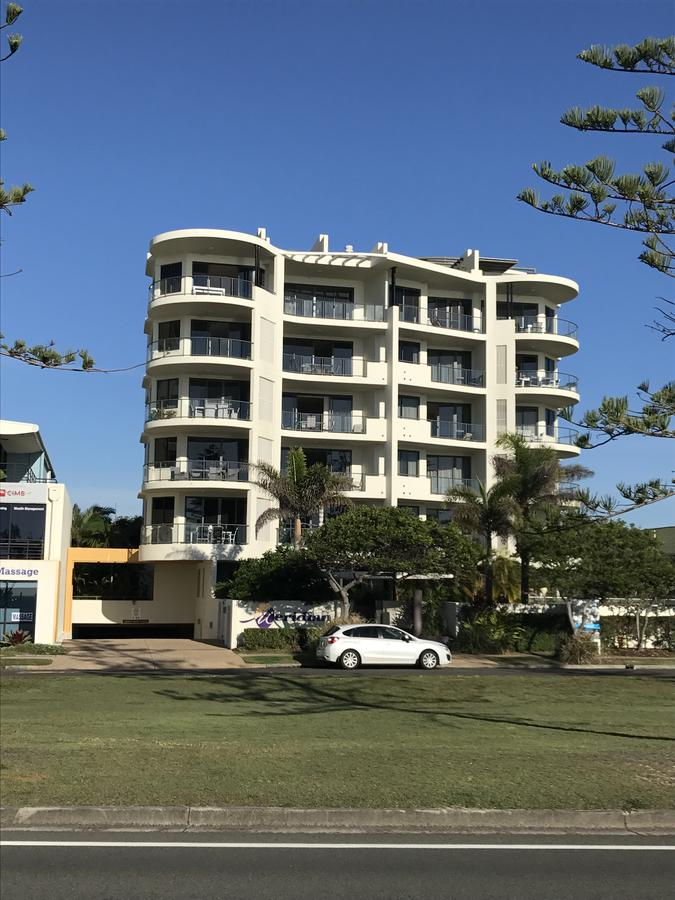 Meridian Alex Beach Apartments - Accommodation Search
