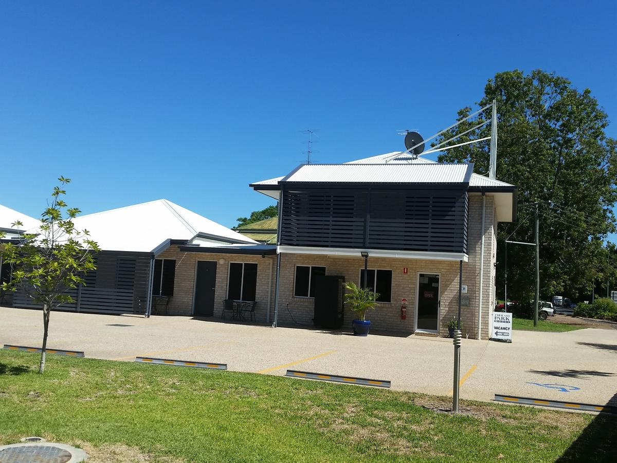 Emerald Park Motel - Accommodation Search