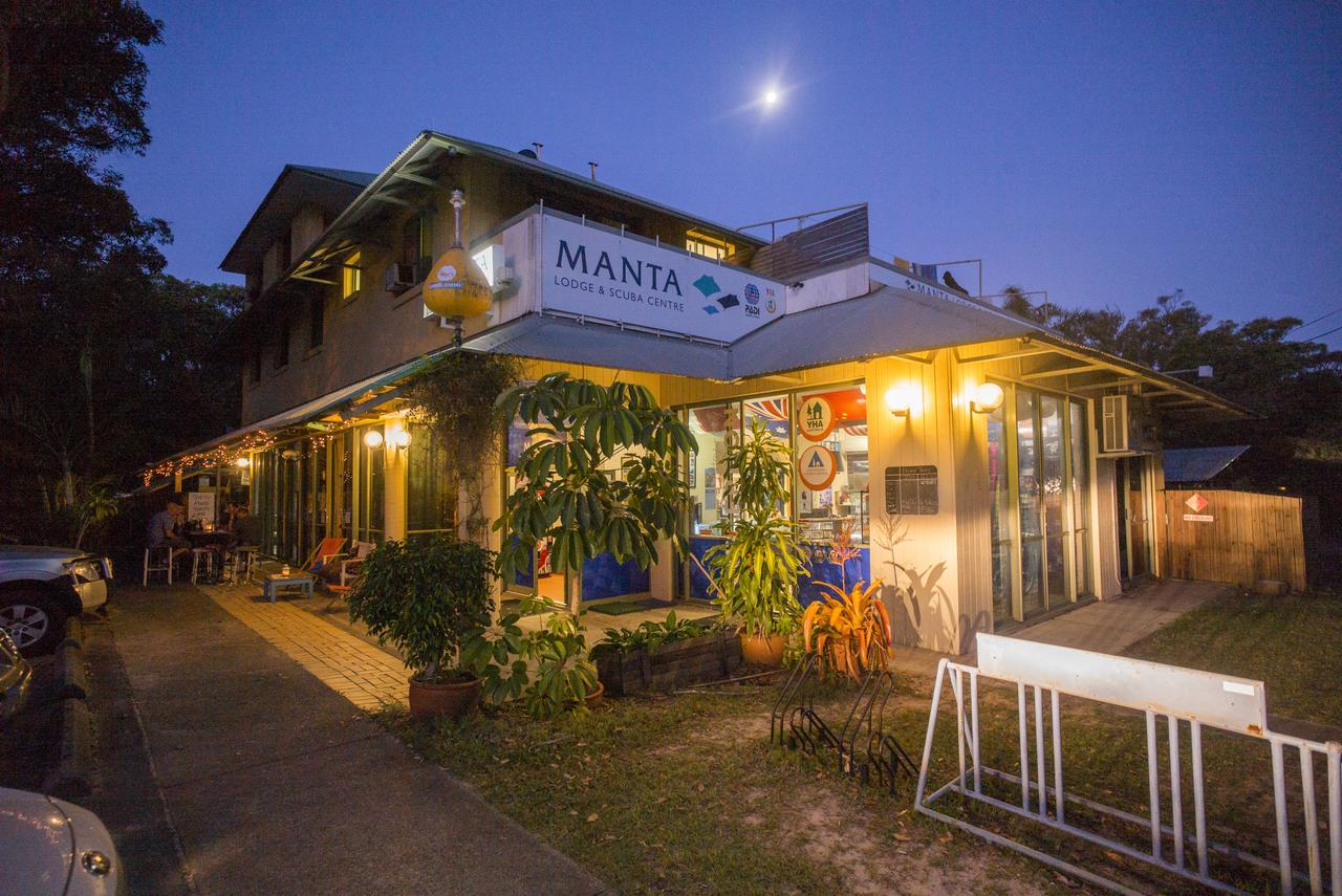 Manta Lodge YHA  Scuba Centre - Accommodation Search